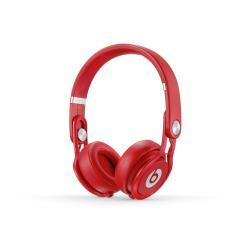BEATS MIXR ON-EAR HEADPHONES RED