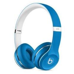 BEATS SOLO2 ON-EAR LUXE EDITION BLUE