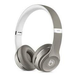BEATS SOLO2 ON-EAR LUXE EDITION SILVER