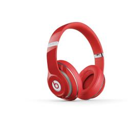 BEATS STUDIO WIRELESS OVER-EAR RED