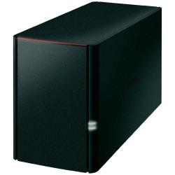 BUFFALO LinkStation 220 - servidor NAS - 6 TB