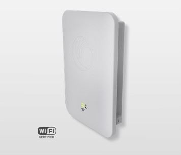 E500 (EU) Outdoor 2x2 Integrated Gigabit 11ac access point with PoE Injector
