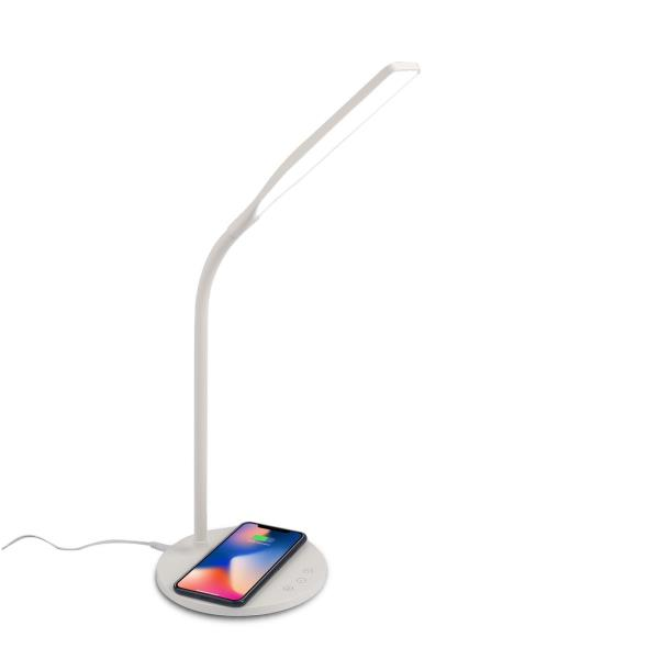 WIRELESS CHARGER LAMP WH