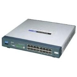 CISCO ROUTER VPN 16P.10/100 RV016-G5