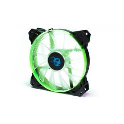 VENTAUX GAMING WIND LED VERD 120MM