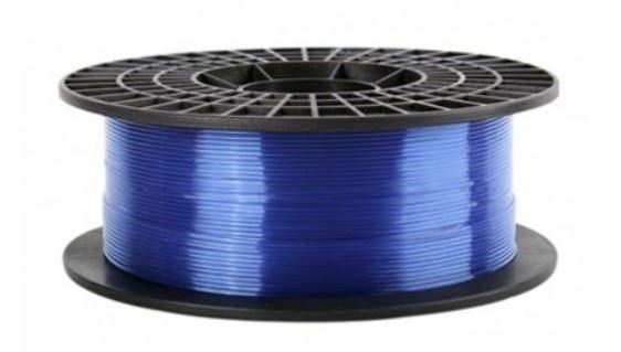 COLIDO 3D-GOLD Filamento Translúcido-X PLA 1.75mm 1 Kg Azul