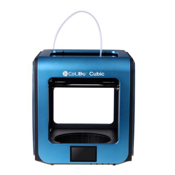 Impresora 3D COLIDO Cubic Azul EU