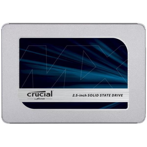 Crucial MX500 - unidad en estado sólido - 1 TB - SATA 6Gb/s