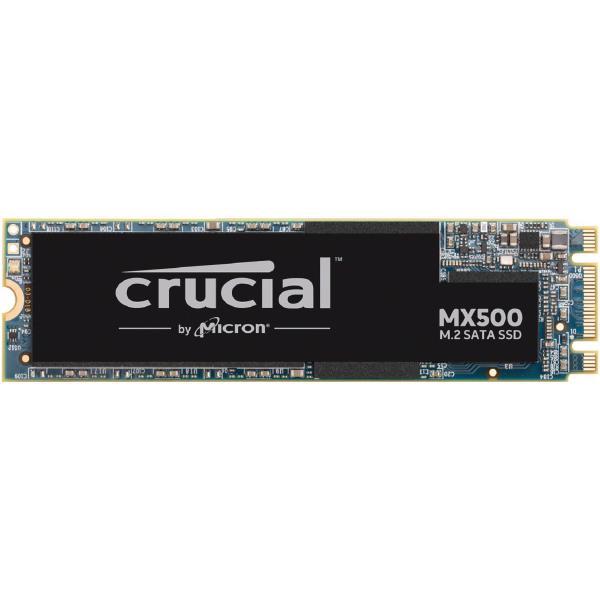 Crucial MX500 - unidad en estado sólido - 500 GB - SATA 6Gb/s