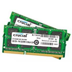 CRUCIAL 4GB KIT 2GBX2 DDR2 667MHZ FBDIMM