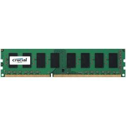 CRUCIAL 8GB DDR3 1600 UNBUFFERED UDIMM