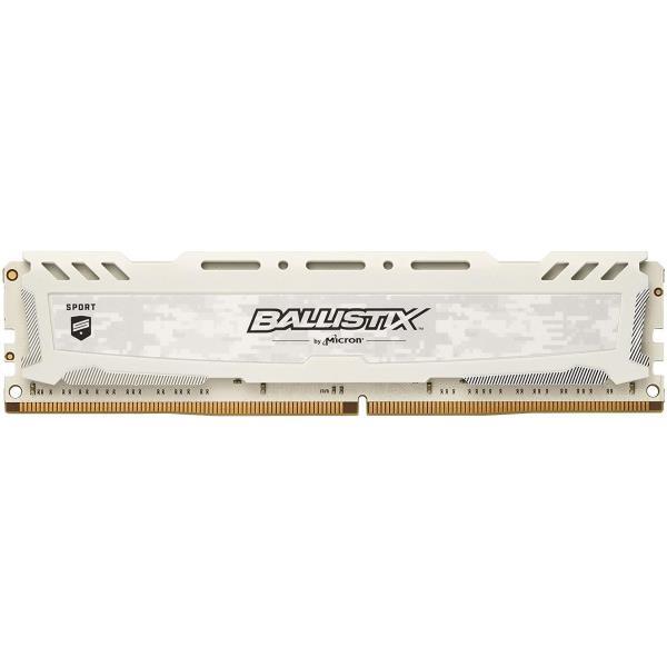 Ballistix Sport LT - DDR4 - 16 GB - DIMM de 288 espigas - sin búfer