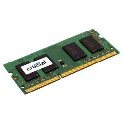 CRUCIAL MOD.RAM DDR3 1600 4GB SODIMM