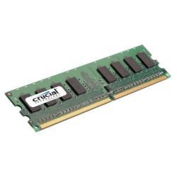 CRUCIAL 1GB DDR2 667MHZ UNBUFFERED UDIMM