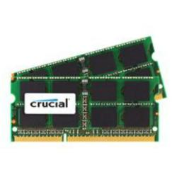 CRUCIAL 16GB KIT8X2 DDR3 1600 SODIMM MAC