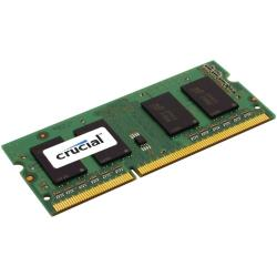 CRUCIAL 2GB DDR3 1600 MT/S SODIMM CL11 SING