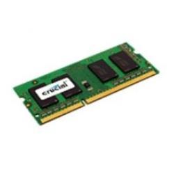 CRUCIAL 4GB DDR3 1600 PC3-12800 CL11 SODIMM
