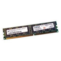 CRUCIAL 1GB DDR 333MHZ UDIMM 184PIN PC2700