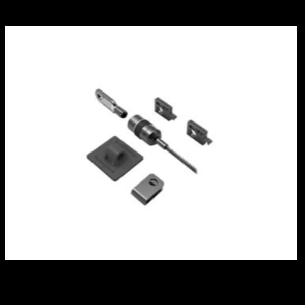 Kensington Desktop and Peripherals Locking Kit Kit de seguridad del sistema