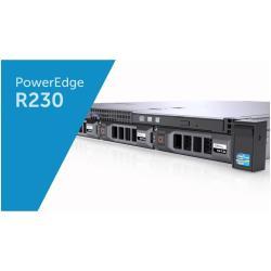 DELL R230/E3-1220 V5/4GB/1TB/1YR NBD