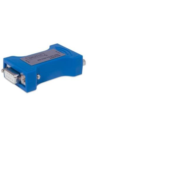 RS232 to RS485 Adapter Transmission rate: 300-115.2 Kbps 17x33x63 mm
