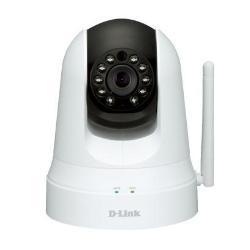 D-Link DCS 5020L Wireless N Day & Night Pan/Tilt Cloud Camera - cámara de vigilancia de red