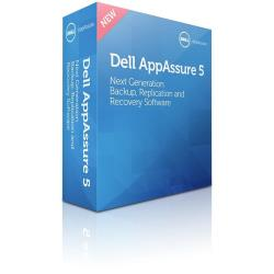 DELL APPASSURE BACKUP AND REPLICATION FOR SQL SERVER PER PROTECTED PHYSICAL SERVER LICENSE24X7 MAINT