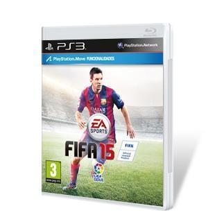 ELECTRONIC ARTS PS3 FIFA 15