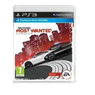 ELECTRONIC ARTS NEED FOR SPEED MOST WANTED ESSENTIAL