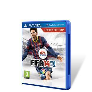 ELECTRONIC ARTS PS VITA FIFA 14