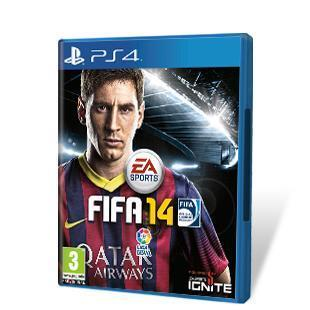 ELECTRONIC ARTS PS4 FIFA 14
