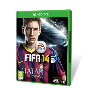 ELECTRONIC ARTS XBOX ONE FIFA 14