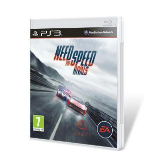 ELECTRONIC ARTS PS3 NEED FOR SPEED RIVALS