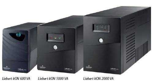 Liebert itON LI32131CT20 - UPS - 600 vatios - 1000 VA