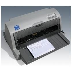 Epson LQ 630 - impresora - monocromo - matriz de puntos