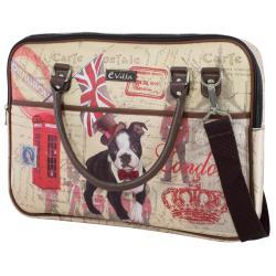 E-VITTA TRENDY LAPTOP BAG 16 DOG