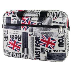 E-VITTA STYLE LAPTOP BAG 16 ENGLAND