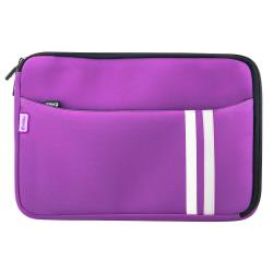 E-VITTA LAPTOP SLEEVE NEOPRENE 13 3 PURPLE