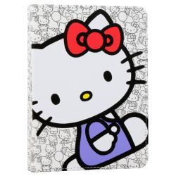 BOOKLET 6P HELLO KITTY WHITE