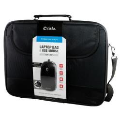 E-VITTA LAPTOP BAG PREMIUM PACK 16 BLACK
