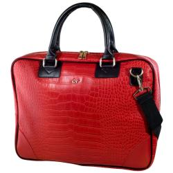 E-VITTA BUSINESS ADVANCE LAPTOP BAG 16  RED