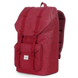 E-VITTA TOURISTER BACKPACK 16  DARK RED