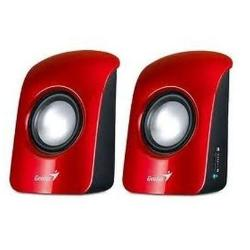 GENIUS ALTAVOZ SP-U115  1.5W  USB  RED