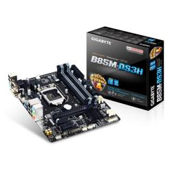 GIGABYTE PLACA BASE B85M-DS3H-A 1150 MATX