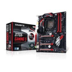 GIGABYTE Z170X-GAMING 5 1151 4DDR4 64GB