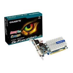 GIGABYTE GT210 1GB DDR3 SL GV-N210SL-1GI