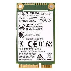 HP un2430 - módem móvil inalámbrico - 3G