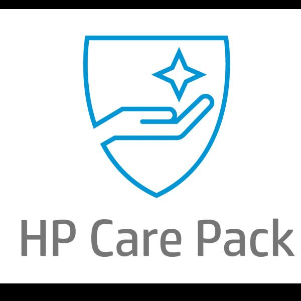 HP Next Business Day Hardware Support - ampliación de la garantía - 3 años - in situ