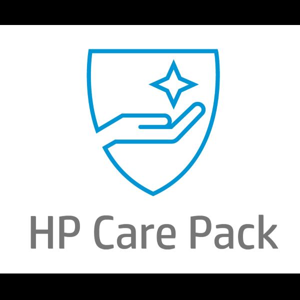 HP Next Business Day Hardware Support Post Warranty - ampliación de la garantía - 1 año - in situ