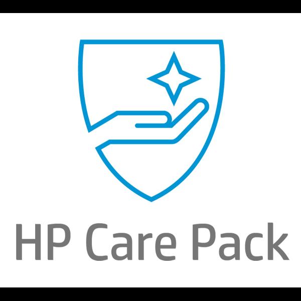 HP Next Business Day Hardware Support - ampliación de la garantía - 4 años - in situ
